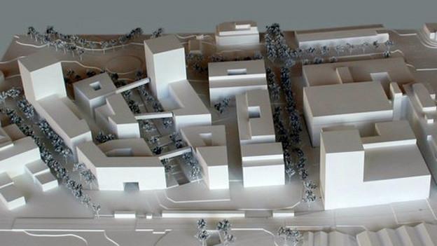Grosse Neubau-Pläne im Mattenhof-Quartier in Kriens.