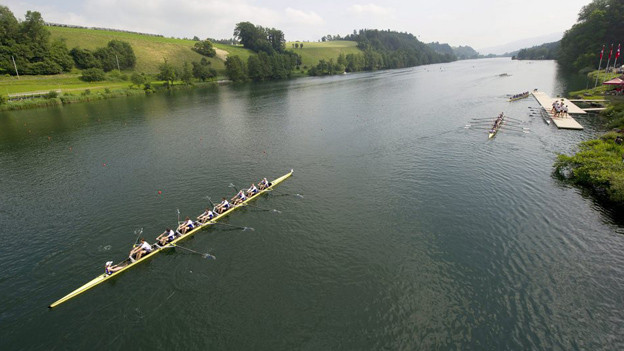Die Stadt Luzern beteiligt sich an der neuen Rotsee-Arena.