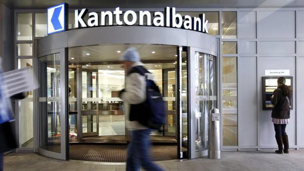 An der Spitze der Luzerner Kantonalbank soll wieder Ruhe einkehren.