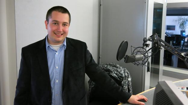 Anian Liebrand wurde zum Präsidenten der JSVP Schweiz gewählt