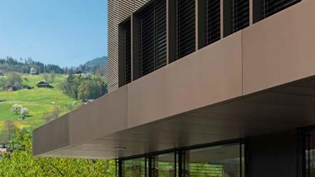 Die Kantonsschule Obwalden wurde für rund 38 Millionen Franken saniert