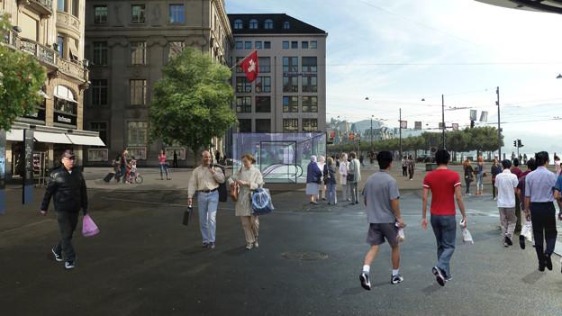 Runder Tisch für das Luzerner Metroprojekt wird verschoben.