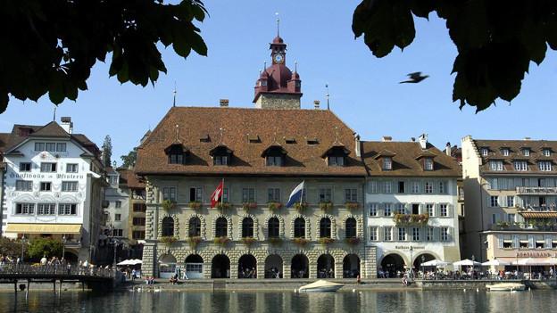 Stadt Luzern will auswärtige Infrastrukturbenützer mehr zur Kasse bitten.