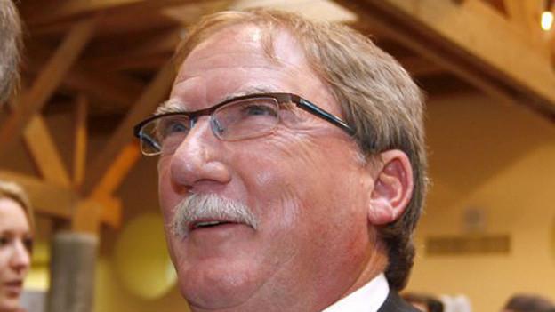 Für den ehemaligen Justizdirektor Peter Reuteler ist der Schwyzer Justizstreit abgeschlossen.