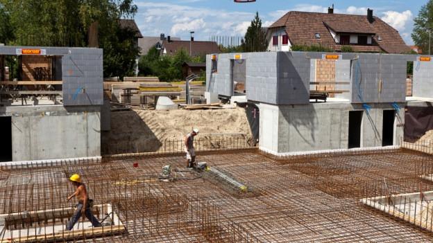 Nidwalden will Massnahmen treffen um billigen Wohnraum zu fördern