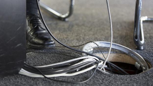 Bei der IT-Beschaffung in der Stadt Luzern wurden keine Unregelmässigkeiten entdeckt.
