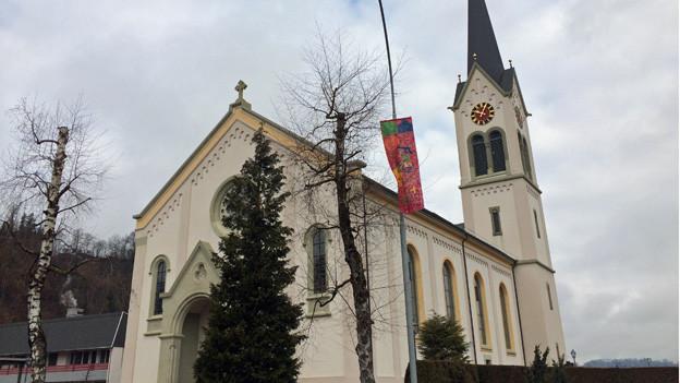 Am Jahrestag der Tragödie in Menznau läuten die Kirchenglocken.