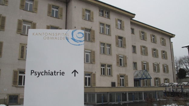 Pschiatrie in Obwalden.