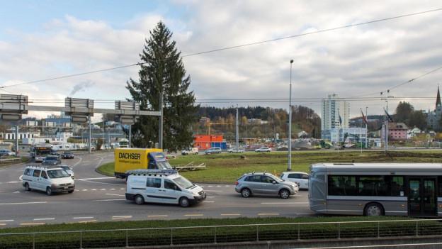 Der Seetalplatz wird bis 2018 umgestaltet.
