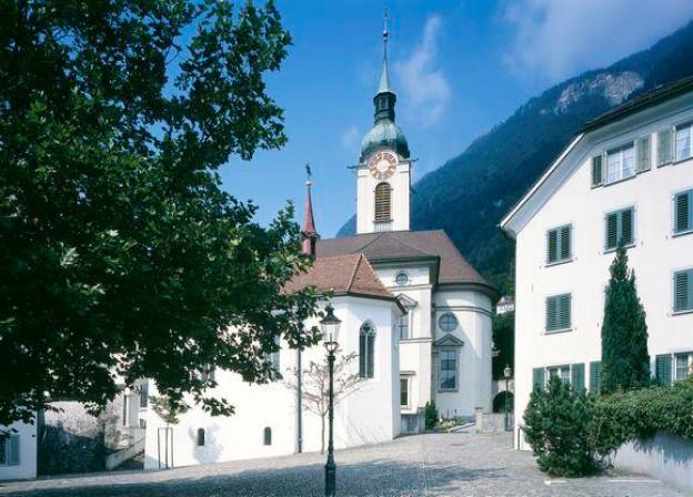 Kirche von Altdorf