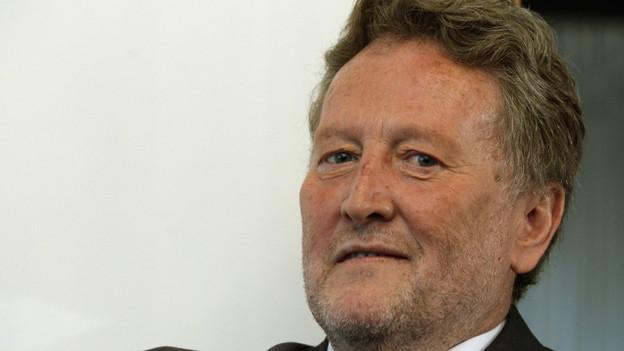 Albert Sigrist, SVP, schaffte es nicht in die Obwaldner Regierung.