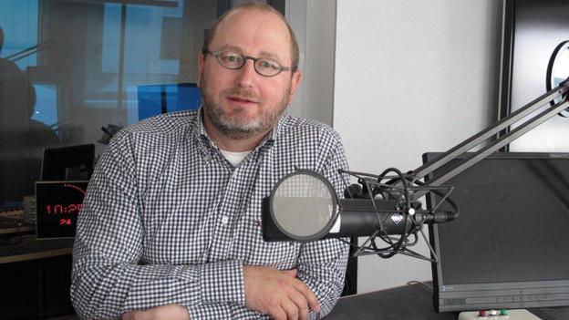 Branko Balaban sitzt neu für die FDP im Obwaldner Kantonsrat