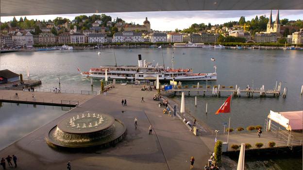 Der Luzerner Regierungsrat will nichts wissen von einem Alkoholverbot auf öffentlichen Plätzen.
