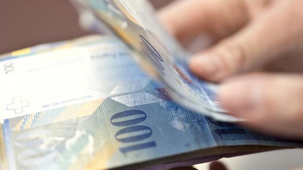 Der Kanton Luzern muss trotz guter Staatsrechnung 2013 weiterhin gut auf sein Geld achten
