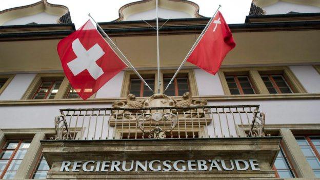 Regierungsgebäude Schwyz