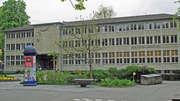 Die ZHB in der Stadt Luzern soll nicht abgerissen werden dürfen.