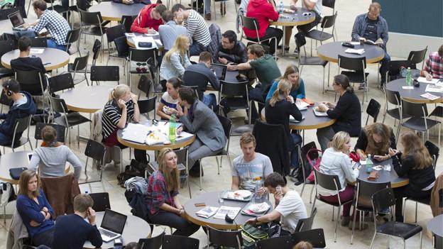 In Obwalden profitieren auch ältere Studenten von Stipendien.