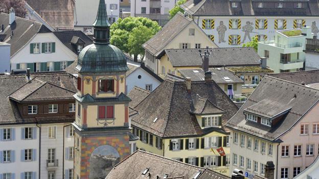 Urner Hauptort Altdorf