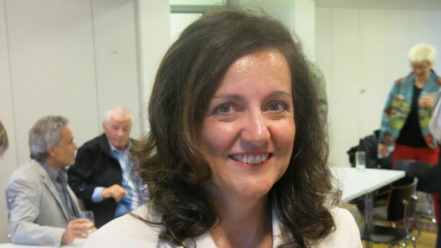 Christina Bürgi Dellsperger will in die Zuger Regierung.