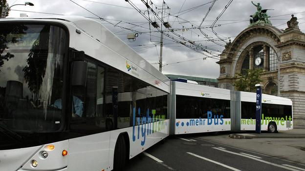 Bahn- und Busfahren soll in der Passepartout-Region einfacher werden