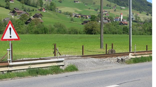 Im Engelbergertal gibt es zuviele ungesicherte Bahnübergänge.