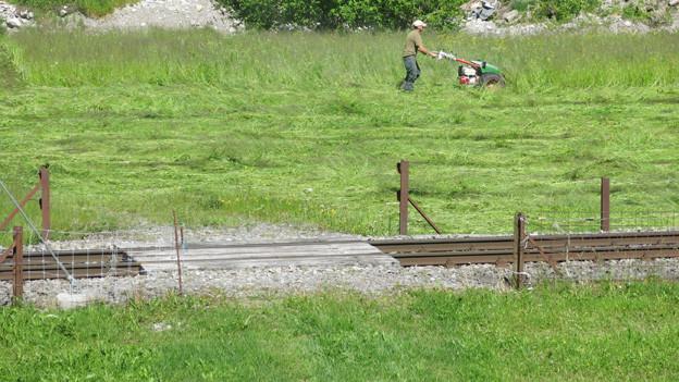 Solche kleine Bahnübergänge sollen sicherer gemacht werden.