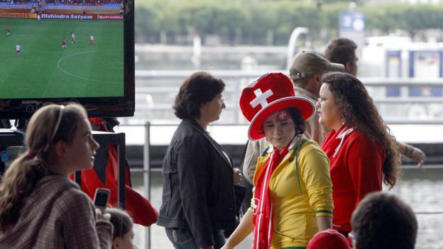 Acht Public Viewings hat die Stadt Luzern bewilligt.