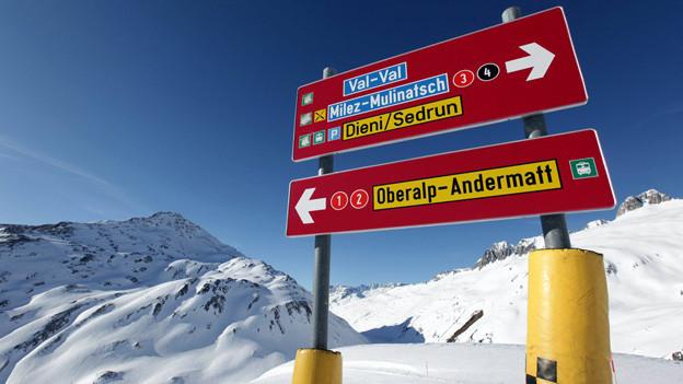 Skiarena Andermatt erhält 15 neue Anlagen.