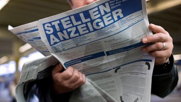 Die Zahl der Arbeitslosen hat in der Zentralschweiz abgenommen.