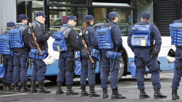 Die Bevölkerung wünscht sich mehr Polizeipräsenz.