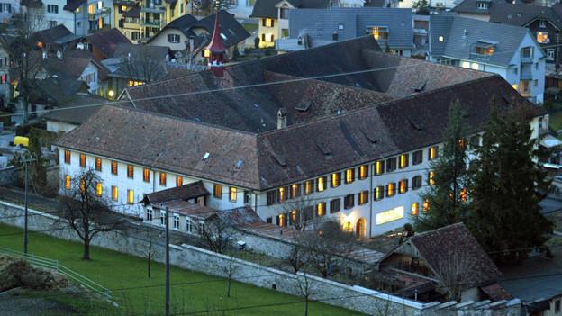 Wie es mit dem Kloster weitergehen soll, ist noch offen.