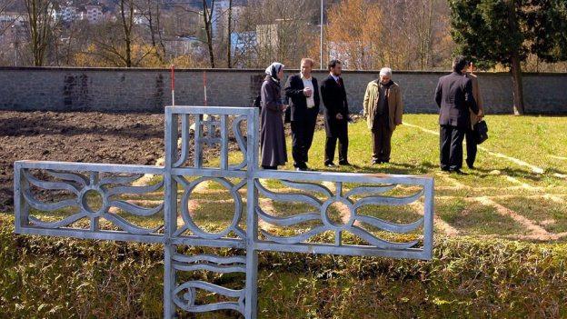 Im Friedental in Luzern gibt es ein Gräberfeld für Muslime.