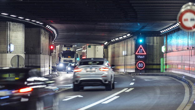 Die Verkehrskommission des Nationalrats ist gegen eine Tunnelgebühr.