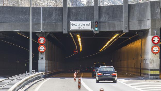 Am Gotthardtunnel soll es keine Durchfahrts-Gebühr geben.