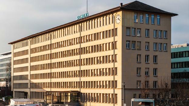 Die Zuger Stadtverwaltung soll ins L&G-Gebäude zügeln.