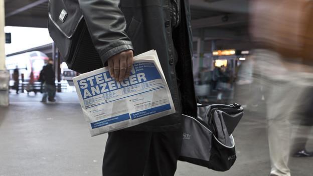 Im Juni waren rund 6900 Personen in der Zentralschweiz arbeitslos.