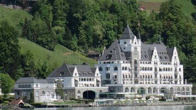 Nach dem Parkhotel will der Investor Peter Pühringer ein weiteres Projekt realisiern.