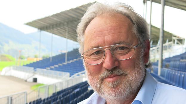 Oscar J. Schwenk erwartet 20'000 Gäste auf dem Flugplatz Buochs