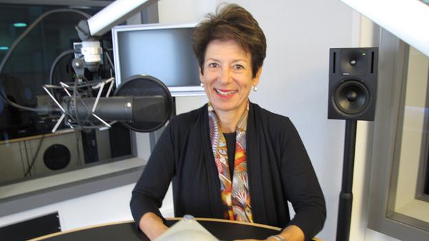 Vreni Völkle, neue Rektorin der Volksschulen in Luzern.