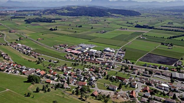Die Gemeinden Wauwil und Egolzwil planen eine Fusion.