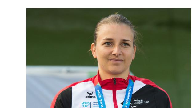 Auch Manuela Schaer ist eine Luzerner Sportheldin.