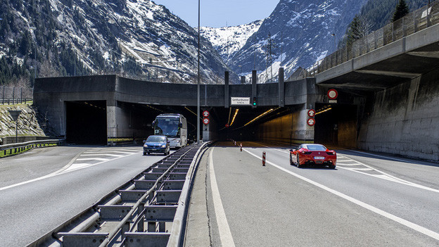 Auf dem Pilatus wurde über den Gotthard diskutiert.