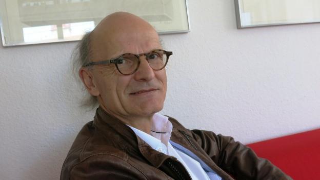 Stiftungsratspräsident Kurt Meyer macht sich Gedanken über die Zukunft.