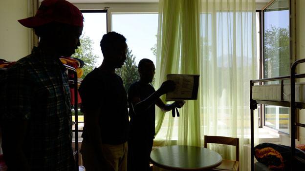 Mehr Plätze für Asylsuchende: Der Luzerner Kantonsrat begrüsst das Vorgehen.