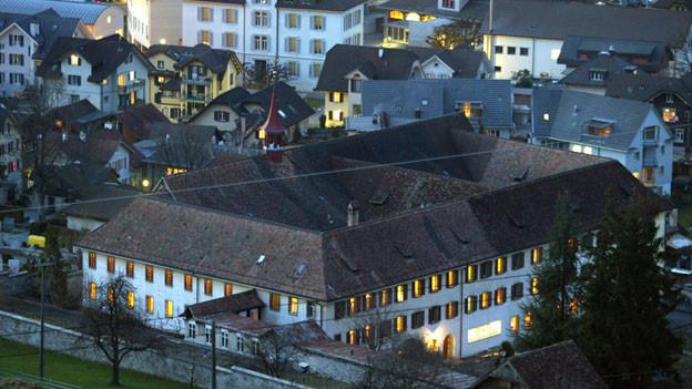 Das Kapuzinerkloster in Stans soll neu genutzt werden.