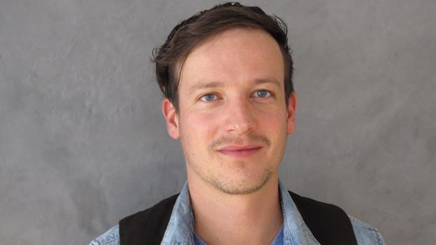 Der neue Präsident des Chäslagers Stans, Pius Bucher.