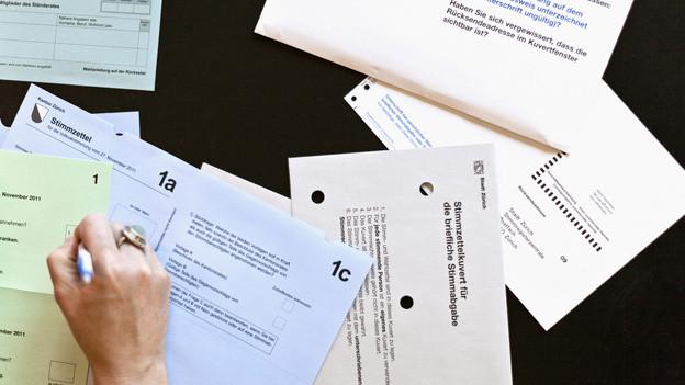 Wahlsystem Kanton Schwyz