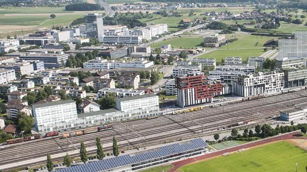 In Rotkreuz wird ab 2016 Informatik studiert.