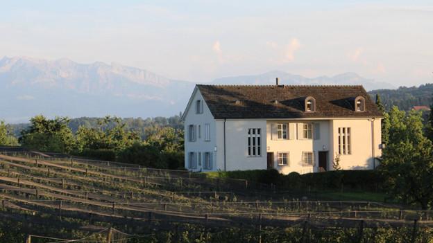 Im Gästehaus des Klosters Baldegg werden Asylsuchende aufgenommen.