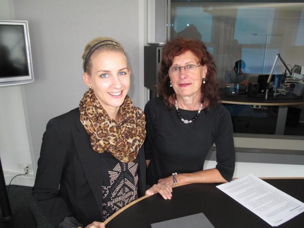 Barbara Oggier und Ursula Bachmann engagieren sich für Eden Willisau